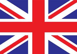 English / Engelse vlag